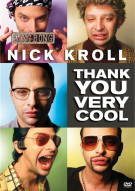Nick Kroll: Thank You Very Cool Movie