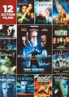 12 Film Action Pack Movie