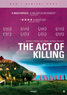 Act Of Killing, The (DVD + Digital Copy) Movie