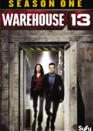 Warehouse 13: Season One (Repackage) Movie