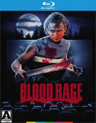 Blood Rage (Blu-ray + DVD Combo) Blu-ray