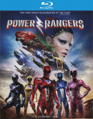 Sabans Power Rangers (Blu-ray + DVD + UltraViolet) Blu-ray