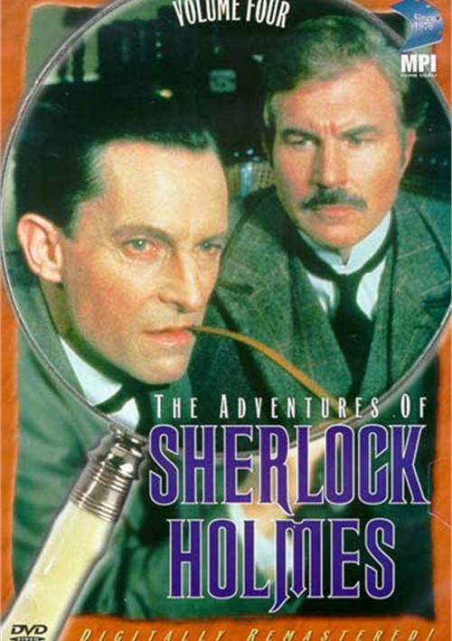 Adventures Of Sherlock Holmes, The: Volume Four Movie