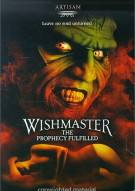 Wishmaster: The Prophecy Fulfilled Movie