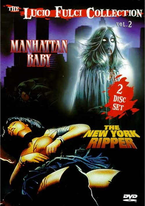 Lucio Fulci Collection 2, The: Manhattan Baby / The New York Ripper Movie