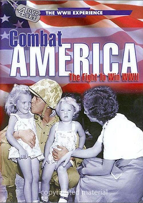 Combat America: The Fight To Win WWII Movie