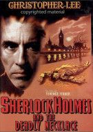 Sherlock Holmes And The Deadly Necklace Movie
