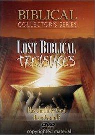 Biblical Collectors Series: Lost Biblical Treasures Movie