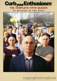 Curb Your Enthusiasm: The Complete Fifth Season Movie
