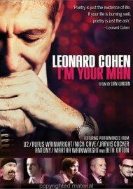Leonard Cohen: Im Your Man Movie