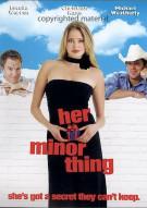 Her Minor Thing Movie