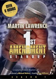 Martin Lawrence Presents 1st Amendment Stand Up: Season 1 Movie