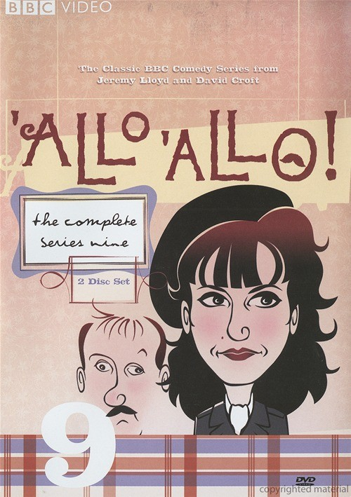Allo Allo!: The Complete Series Nine Movie
