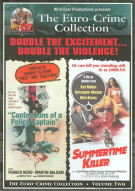 Confessions Of A Police Captain / Summertime Killer (Double Feature) Movie