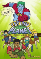 Captain Planet And The Planeteers: Season One Movie