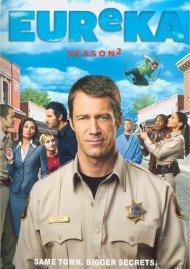 Eureka: Season Two (Slim Pack) Movie