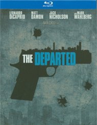 Departed, The (Steelbook) Blu-ray