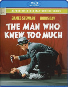 Man Who Knew Too Much, The Blu-ray