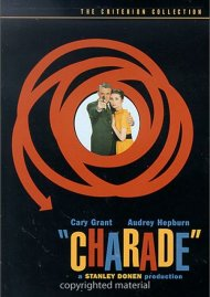 Charade: The Criterion Collection Movie
