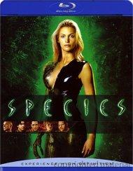 Species Blu-ray