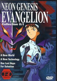 Neon Genesis Evangelion Collection 0:1 Movie