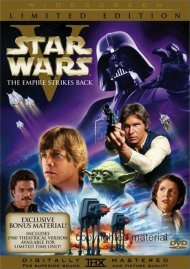 Star Wars Episode V: Empire Strikes Back (Widescreen) Movie