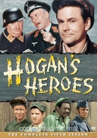 Hogans Heroes: The Complete Fifth Season Movie