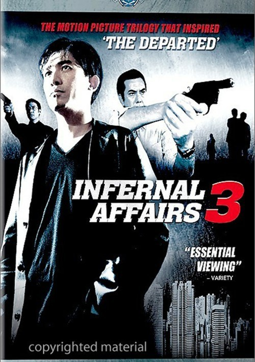 Infernal Affairs 3 Movie