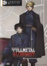Fullmetal Alchemist: Volume 3 - Equivalent Exchange Movie