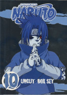 Naruto: Volume 10 - Box Set Movie