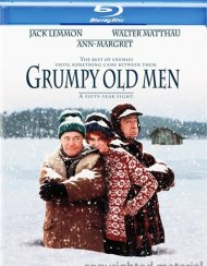 Grumpy Old Men Blu-ray