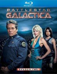Battlestar Galactica (2004): Season 2 Blu-ray