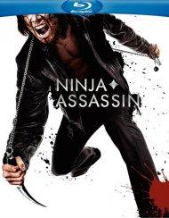 Ninja Assassin Blu-ray