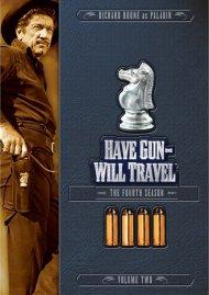 Have Gun Will Travel: Season 4 - Volume 2 Movie