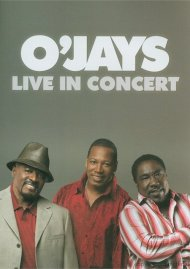 OJays: Live In Concert Movie