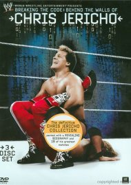 WWE: Breaking The Code - Behind The Walls Of Chris Jericho Movie