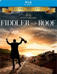 Fiddler On The Roof (Blu-ray + DVD Combo) Blu-ray