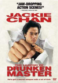 Legend Of Drunken Master, The Movie