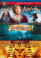 Adventure Triple Feature Movie