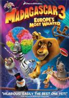 Madagascar 3: Europes Most Wanted Movie