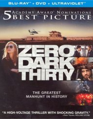 Zero Dark Thirty (Blu-ray + DVD + Ultraviolet) Blu-ray