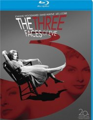 Three Faces Of Eve, The Blu-ray