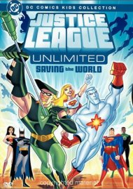 Justice League Unlimited: Season 1, Volume 1 Movie
