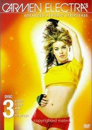 Carmen Electras Advanced Aerobic Striptease Movie