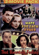 Made For Each Other / That Uncertain Feeling Movie