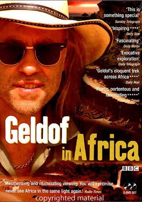 Geldof In Africa Movie