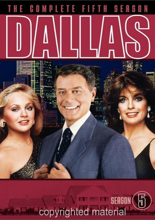 Dallas: The Complete Fifth Season Movie