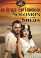 Solomon And Sheba Movie
