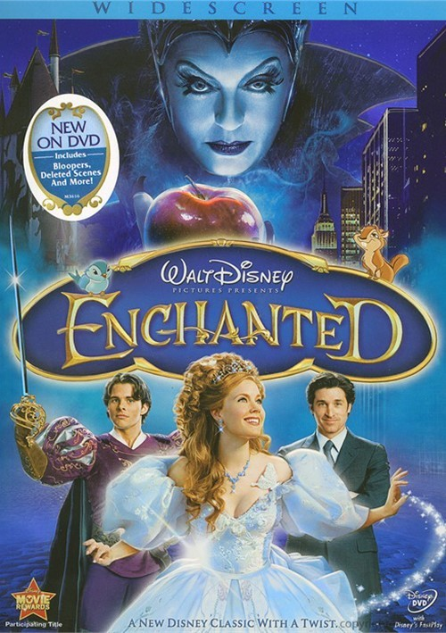 Enchanted (Widescreen) Movie