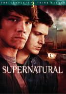 Supernatural: The Complete Third Season Movie